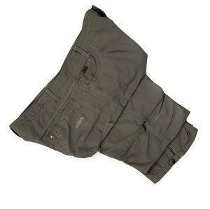 KUHL Liberator Convertible Pants Zip Off Shorts